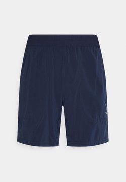 Nike Performance - SHORT - kurze Sporthose - midnight navy/gray