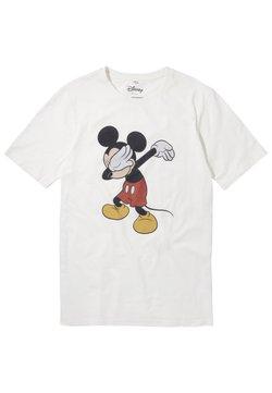 Re:Covered - DISNEY MICKEY - T-shirt print - ecru