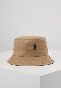 Polo Ralph Lauren - BUCKET HAT - Hoed - boating khaki