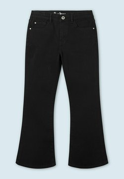 Pepe Jeans - KIMBERLY FLARE - Relaxed fit -farkut - black