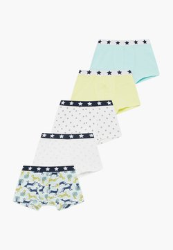 Petit Bateau - 5 PACK - Shorty - multi-coloured