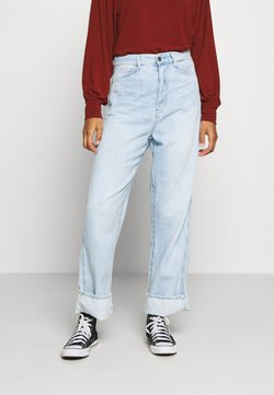 G-Star - REVYNN ULTRA HIGH BOYFRIEND WMN C - Jeans Relaxed Fit - sun faded cerulean