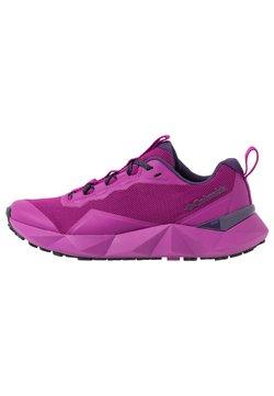 Columbia - FACET15 - Scarpa da hiking - berry jam/deep purple