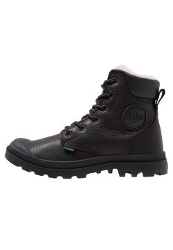 Palladium - PAMPA SPORT WATERPROOF SHEARLING - Bottes de neige - black