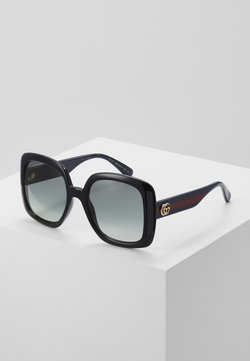 Gucci - Sunglasses - black/blue/grey