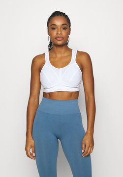 Shock Absorber - ACTIVE D + CLASSIC BRA - Sport-bh met high support - white