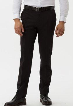 BRAX - ENRICO - Pantaloni eleganti - black