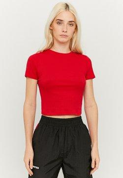 TALLY WEiJL - T-Shirt print - red