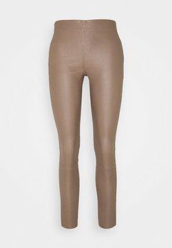 Selected Femme Petite - SLFSYLVIA  - Legging - nude