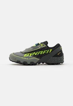 Dynafit - FELINE SL GTX - Laufschuh Trail - black/neon yellow