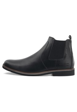 TOM TAILOR - Stiefelette - black