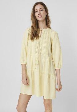 Vero Moda - BOHO - Vapaa-ajan mekko - french vanilla