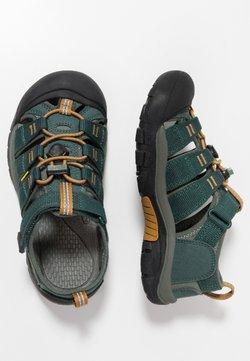 Keen - NEWPORT H2 - Sandały trekkingowe - green gables/wood thrush