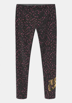 Nike Sportswear - Legging - smoke grey/pinksicle/black