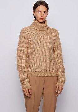 BOSS - C_FULLAM - Maglione - light brown