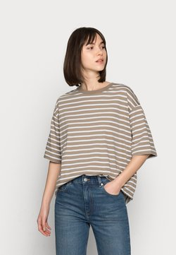ARKET - T-Shirt basic - mole stripe