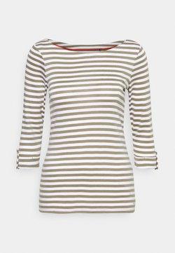 Esprit - COO TEE - Langarmshirt - light khaki