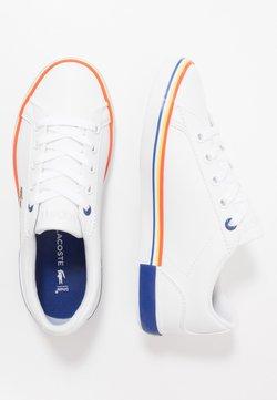 Lacoste - LEROND - Sneaker low - white/dark blue
