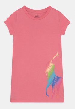 Polo Ralph Lauren - DAY DRESS - Jerseykleid - ribbon pink