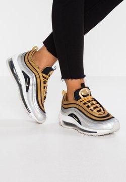 Nike Sportswear - AIR MAX 97 SE - Sneakers - metallic gold/metallic silver/black/summit white