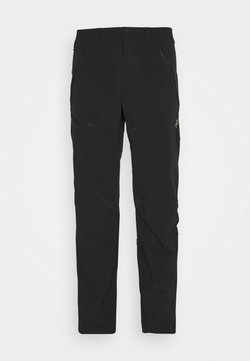 Peak Performance - LIGHT CARBON PANTS - Kangashousut - black