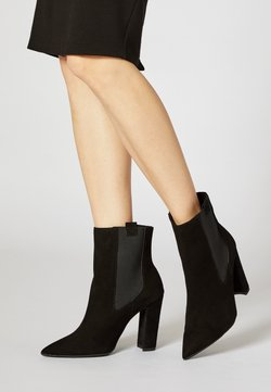 faina - High Heel Stiefelette - black