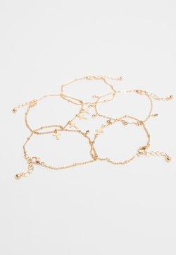 Bershka - Bracelet - gold