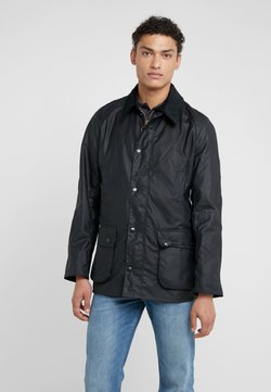 Barbour - ASHBY WAX JACKET - Leichte Jacke - navy