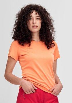 Mammut - SERTIG - T-shirt basic - baked