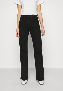LOIS Jeans - RILEY - Bootcut-farkut - black