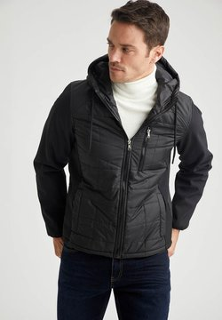 DeFacto - SLIM FIT - Winterjacke - black