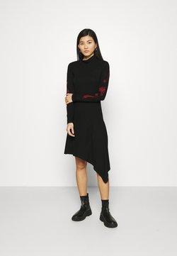 Desigual - MARISSA - Vestido ligero - black
