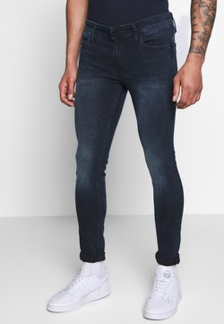 Jack & Jones - JJILIAM JJORIGINAL  - Slim fit jeans - blue denim
