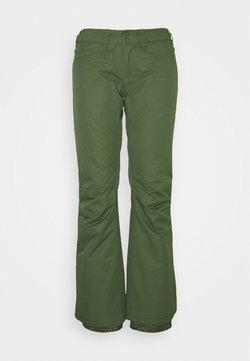 Roxy - BACKYARD - Täckbyxor - bronze green