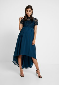 Chi Chi London Maternity - VERONICA DRESS - Ballkleid - teal