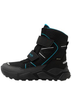 Superfit - ROCKET - Snowboot/Winterstiefel - schwarz/blau