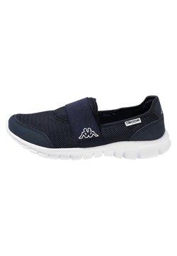 Kappa - TARO - Zapatillas para caminar - navy/white