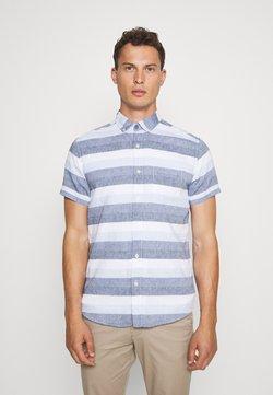 Springfield - RAYA - Shirt - medium blue