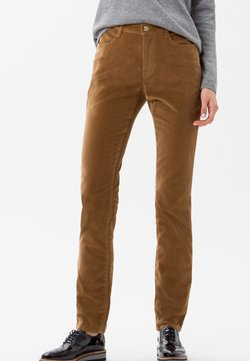 BRAX - STYLE MARY - Broek - brown