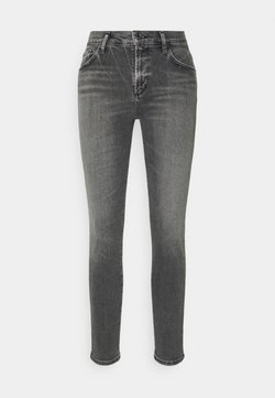 Agolde - DUET SOPHIE ANKLE - Jeans Skinny Fit - washed grey