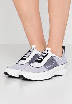 HUGO - HYBRID RUNN - Sneakers laag - white