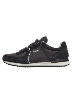 Pepe Jeans - TINKER CITY - Schnürer - anthracite
