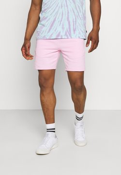 Calvin Klein Jeans - PRIDE GRAPHIC UNISEX - Shorts - sweet lilac