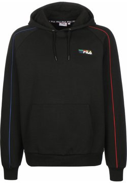 Fila - Sweat à capuche - black