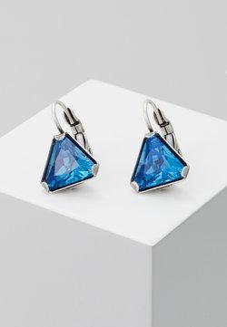 Konplott - MIX THE ROCKS - Pendientes - blue