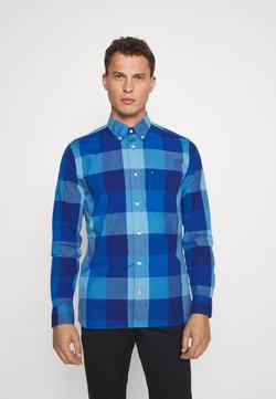 Tommy Hilfiger - FLEX HOUNDSTOOTH  - Koszula - blue