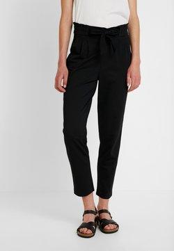 Vero Moda - VMDATCA BUCKET PANTS - Jogginghose - black