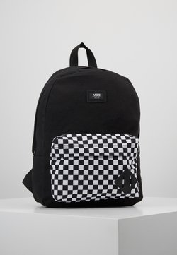 Vans - NEW SKOOL BACKPACK - Ryggsäck - black