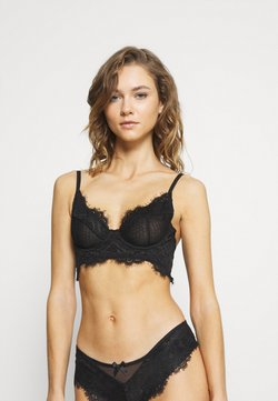 Nly by Nelly - TRUSTED LOVE BRA - Bügel BH - black