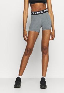 Nike Performance - 365 SHORT - Tights - smoke grey heather/black